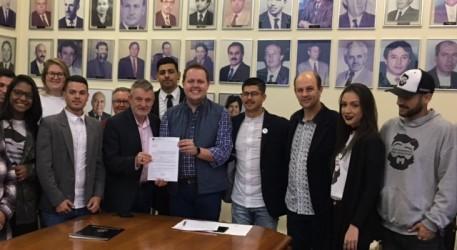 Emenda parlamentar de R$ 290 mil reais para o município
