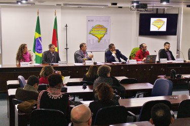 Ana Affonso participa de Audiência Pública na AL sobre Política Estadual de Cultura Viva