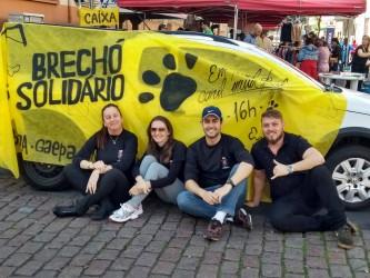 Brechó Solidário em prol dos animais recebe cerca de 600 pessoas e arrecada R$ 4.400