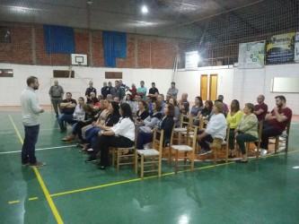 Vereador Arthur Schmidt conduz audiência por mais segurança na Vila Otacília