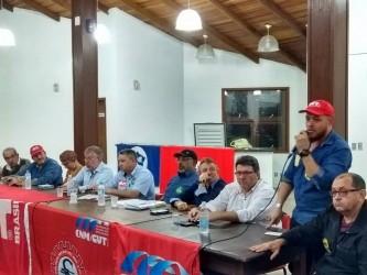 Dudu Moraes participa de debate sofre a reforma trabalhista com o Senador Paulo Paim