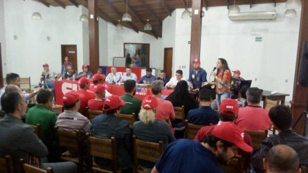 Ana Affonso critica governo Temer pelas mudanças da CLT e pela Reforma Trabalhista