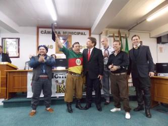 Sessão ESpecial Grupo Rodeio