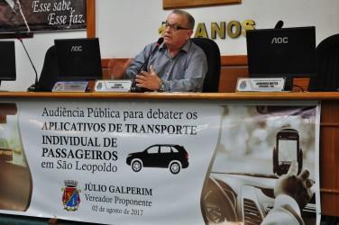 Aplicativos de transporte devem ser regulamentados até setembro em São Leopoldo