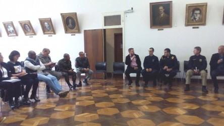 Dudu Moraes participa de debate do GGI sobre a exploração sexual no município