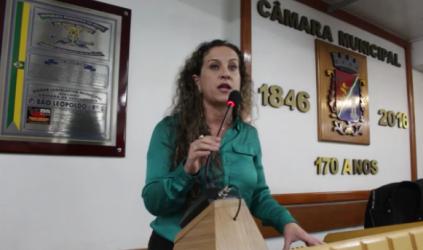Vereadora Ana Affonso considera fundamental a participação da sociedade na Plenária Popular em Defesa do Hospital Centenário