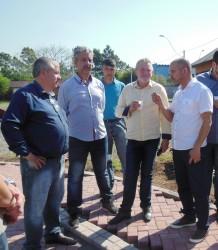 Obras no Largo Rui Porto devem ser entregues nesta semana