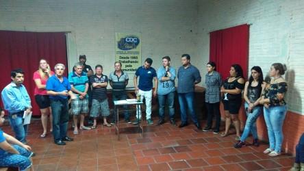 Associação dos Moradores do Bairro Santos Dumont elege nova direção e inicia reconstrução da entidade