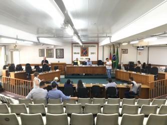 Bancada governista boicota reunião da CEI da Zona Azul e não comparece para dar quórum