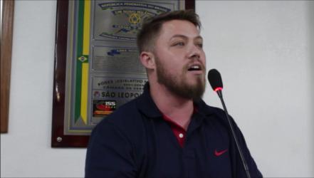 Dudu Moares defende trabalho de Anderson Ribeiro à frente da  Secretaria de Proteção Animal de São Leopoldo