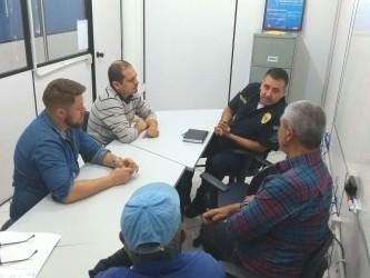 Comissão organizada pelo vereador Dudu Moraes conquista mais segurança para a Rodoviária