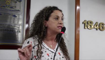 Ana Affonso compara políticas e salários dos governos de Sartori e Tarso Genro