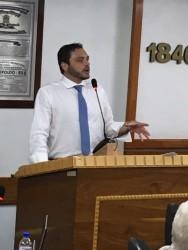Marcelo Buz protocola cinco emendas à LDO 2018