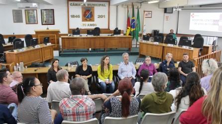 Comitê Popular em Defesa do Hospital Centenário, lançado na tarde desta terça-feira (19/9), vai pressionar o governo do estado a ampliar o repasse de verbas