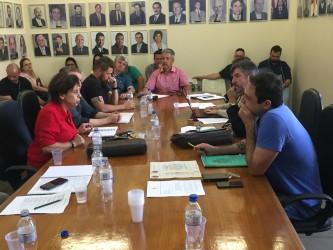 Motta indica nova composição de comissões