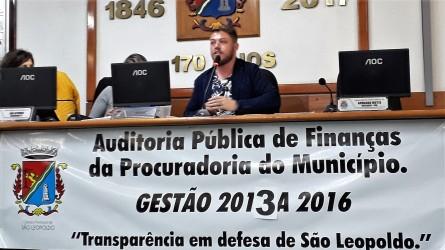 Dudu Moraes afirma que irregularidades da gestão