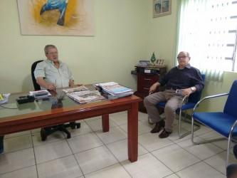 Galperim consegue alteração no horário de ônibus após solicitação de moradores do Boa Vista