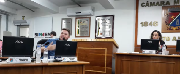 Dudu Moraes elogia emenda de David Pederssetti e afirma que papel dos vereadores é contribuir para a cidade
