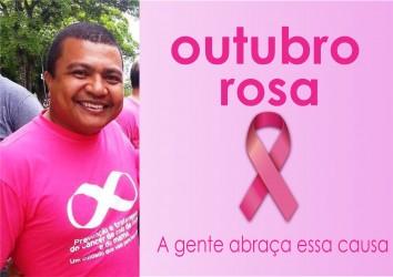 Emenda do vereador Brasil sugere mais recursos para liga Feminina de Combate ao Câncer