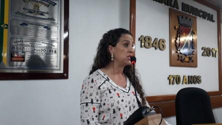 Ana Affonso ressalta importância da qualificação da UPA Scharlau  e do repasse de R$ 475 mil para a saúde de São Leopoldo
