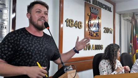 Dudu Moraes critica vereador Marcelo Buz e pede menos demagogia e mais ações propositivas