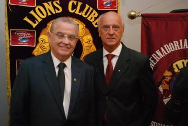 Galperim passa a integrar quadro do Lions Clube Padre Reus