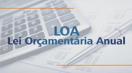 Cronograma para Lei Orçamentária Anual 2018 (LOA)