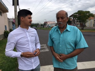 Gabinete Pederssetti inicia Força Tarefa no Bairro São Miguel