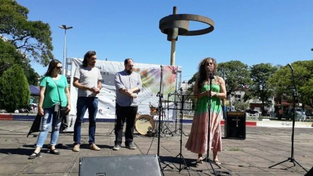Ana Affonso participa do encerramento da 32ª Feira do Livro de São Leopoldo e fala da importância do projeto Cultura Viva