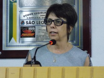 Vereadora Iara Cardoso protocola quatro emendas à Lei Orçamentária