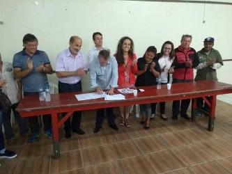 Ana Affonso afirma que tarifa social demonstra comprometimento com a população mais pobre