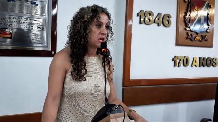Ana Affonso afirma que enquanto Vanazzi retoma a tarifa social da água, Sartori e Temer prejudicam a população mais pobre no RS e no Brasil