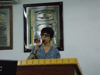 Iara Cardoso protocola projeto que institui programa de banco de alimentos no município