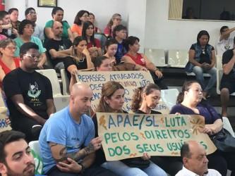 Prefeitura não repassa verba para Apae