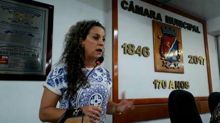 Vereadora Ana Affonso faz retrospectiva de 2017 e reafirma disposição para enfrentar os desafios de 2018