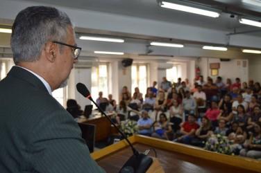 Armando Motta assume legislativo de São Leopoldo