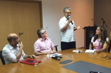 Presidente Motta destaca melhorias na UPA Scharlau