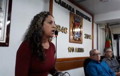 Ana Affonso afirma que Governo Vanazzi tem compromisso com os moradores das ocupações