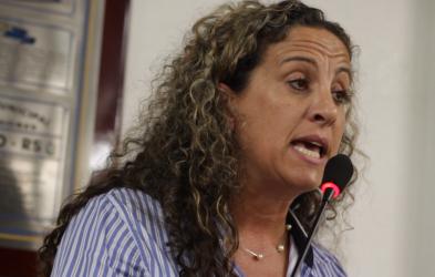 Ana Affonso convoca as mulheres de São Leopoldo para as atividades do 8M