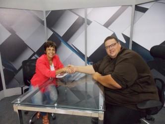 Iara Cardoso estará no programa Conversa de Peso da próxima terça-feira