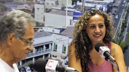Ana Affonso fala sobre a desafetação da área da Cerâmica Anita e o compromisso do Governo Vanazzi com os mais pobres