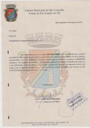 Arthur Schmidt sugere cadastro para emenda de R$ 350 mil ao Hospital Centenário