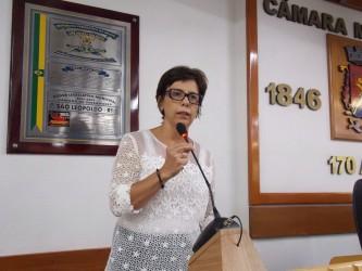 Vereadora Iara Cardoso preocupada com a reforma da educação