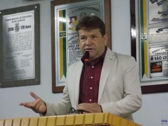 Vereador Ary Moura critica decisão da prisão em segunda instância