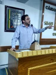 Por falta de clareza, Marcelo Buz pede vistas e projeto do governo é retirado da pauta