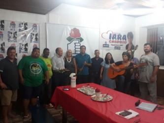 Vereadora Iara Cardoso participa de Sarau cultural do PDT
