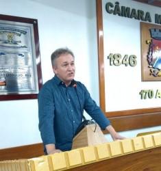 Fabiano Haubert pede esclarecimentos à secretaria de saúde