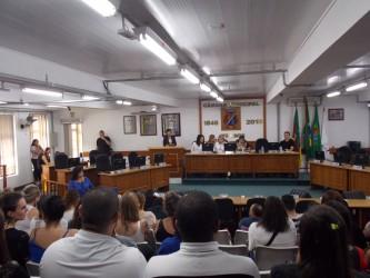 Vereadora Iara Cardoso participa da abertura de ciclo de debates da SDS