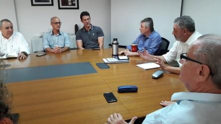 Reunião agendada por Galperim encaminha instalação de duas delegacias em São Leopoldo