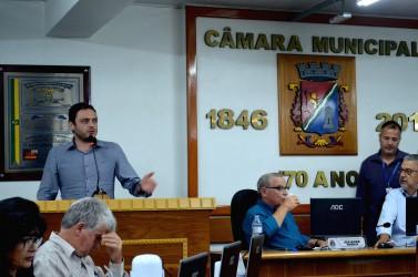 Marcelo Buz denuncia a retomada de invasão de terras em São Leopoldo